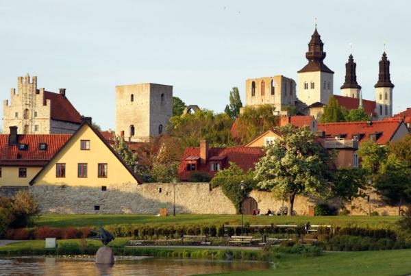 Appelberg in Almedalen