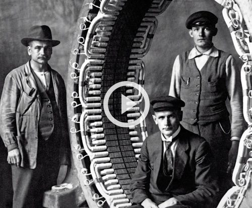 ABB's heritage comes to life in this brand building film made from photos.