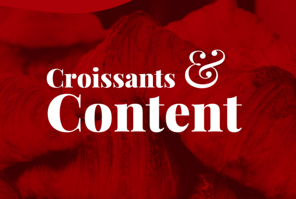 Croissants & Content - Appelbergs frukostseminarium